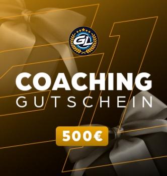 GamerLegion - Coaching Gutschein